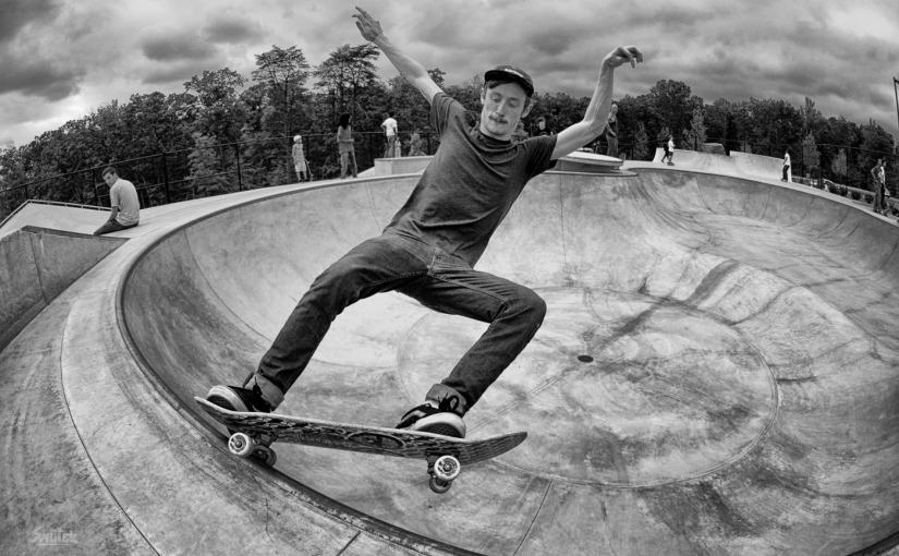 Laurel Skatepark May 2012