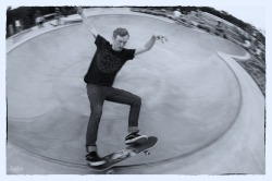 Pat McQuade front side grind