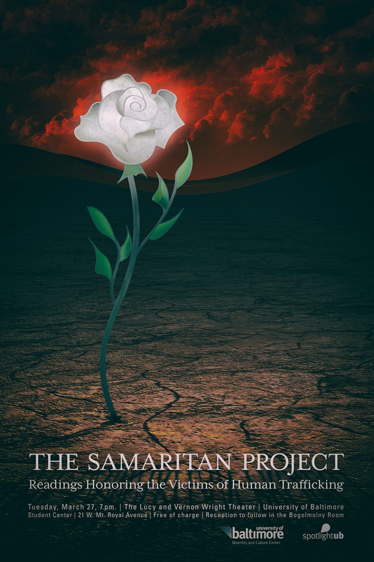 samaritan project poster by jimmy Smutek