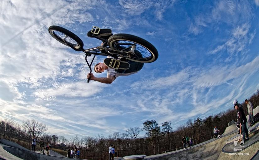 Laurel Skatepark- BMXPhotos