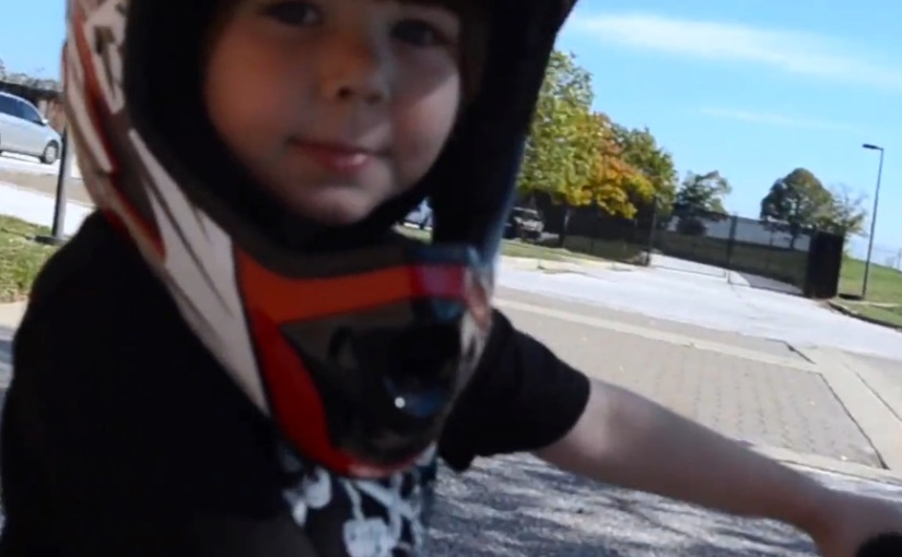 Simon Bike Riding