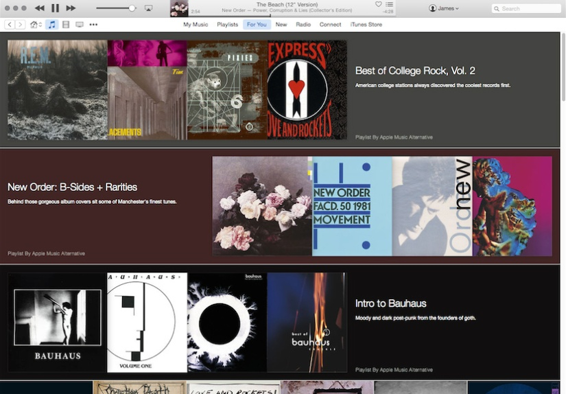 Lukewarm Apple Music Review onArs