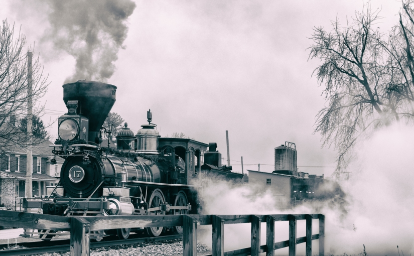 Steaming Into History (2015)